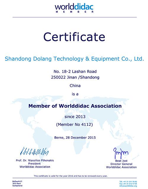 Membre de l'association des brevets