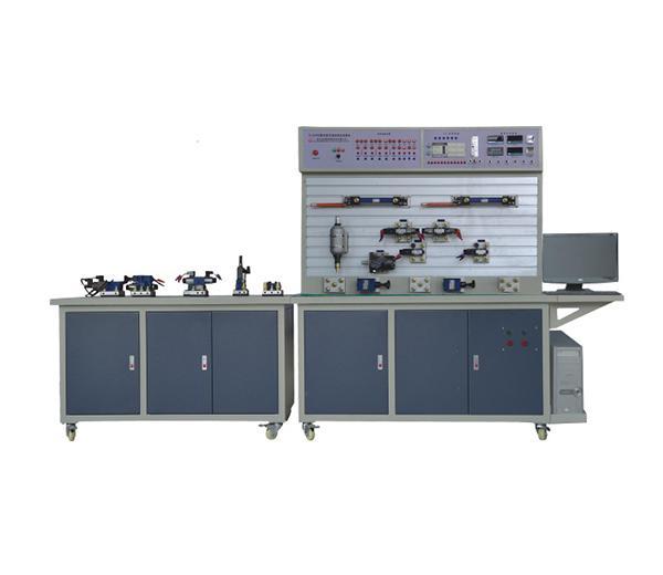 DLYY-DH401 Système de formation au contrôle électrohydraulique Servo proportionnel