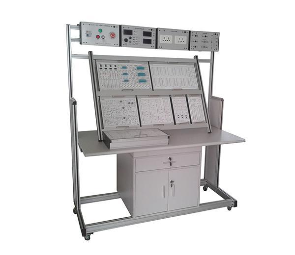 DLDZ-165 Matériel d'évaluation de la formation en technologie électronique
