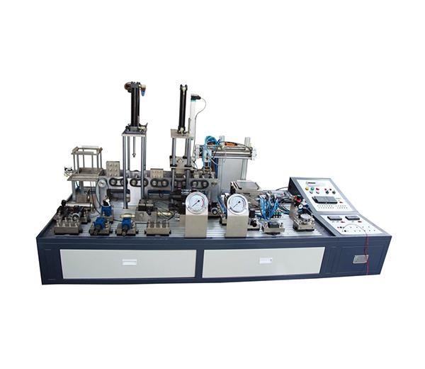 DLYY-ZHSX01 Hydraulique et le système intégré de formation Transmission pneumatique