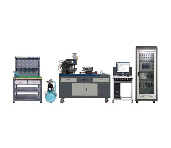 DLJX-ZW-III Installation d'équipements électriques et mécaniques et d'entretien Plate-forme de formation complète