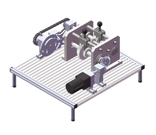 DLJX-CX01  Plate-forme d'innovation mécanique