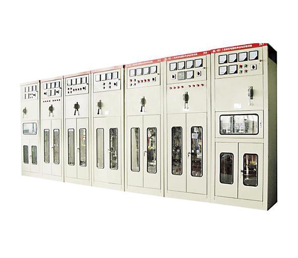 DLWD-5A II Alimentation & Distribution sur le système de formation d'évaluation électricien en charge.