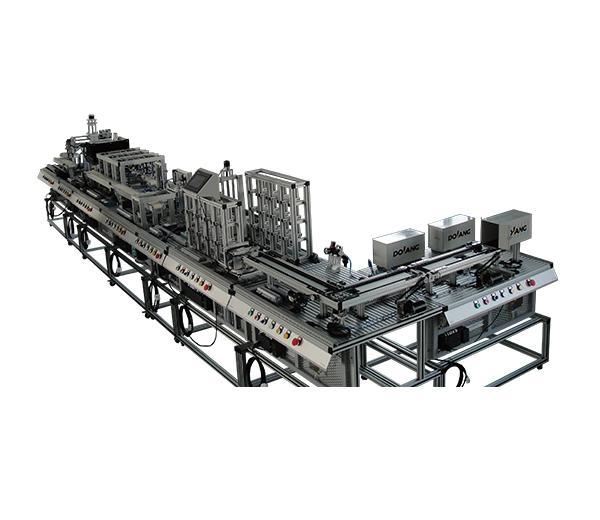 DLWL-800A Système de Procédure de fabrication de la logistique moderne modulaire