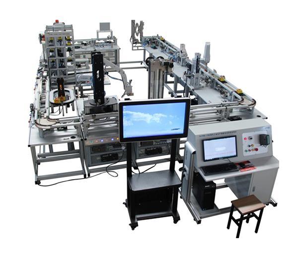 Système de formation Assemblée DLFMS-1700B moderne de la production industrielle