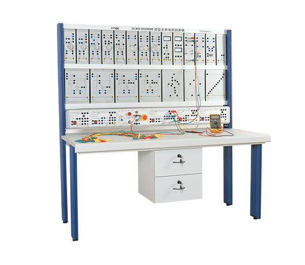 DLWD-SA2668B Set de formation à la sécurité électrique
