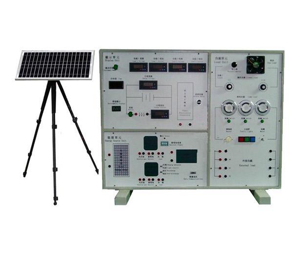 DLXNY-ST02  Expérience Plateforme solaire Puissance Generation