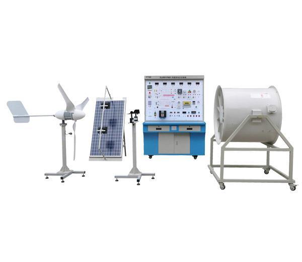 DLXNY-FN01 Système de formation Génération d'énergie éolienne