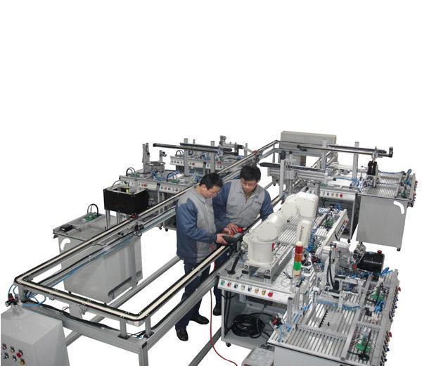 DLRB-1601 Système de fabrication flexible