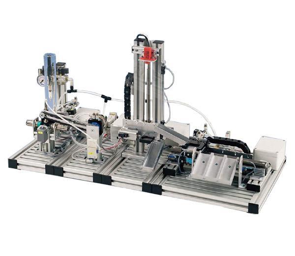 DLMPS-400A Mini système mécatronique