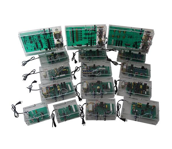 DLDZ-DLDZ02 Puissance Electronique Système de Formation et de contrôle automatique