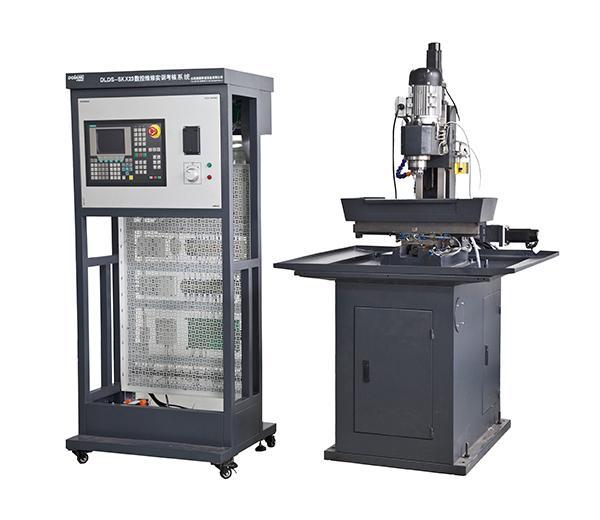 DLDS-SKX23 CNC entretien de l'équipement d'évaluation de formation (objet semi-réel) (système Fanuc)