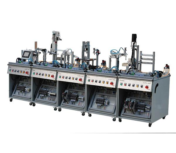 DLMPS-500B Production de systéme avec module flexible