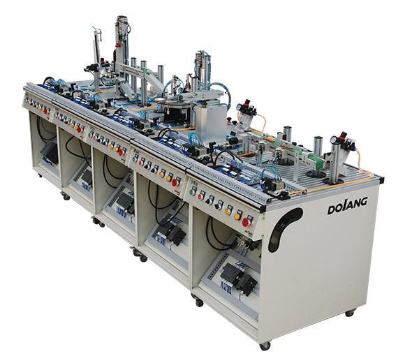 DLMPS-500C Production de systéme avec module flexible