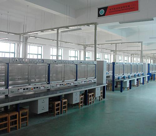 Laboratoire technologique de travaux provinciaux