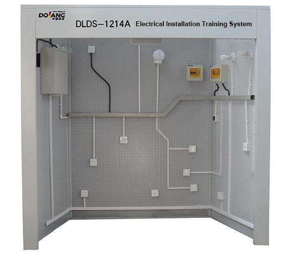 DLDS-1214A Système de formation d'installation électrique