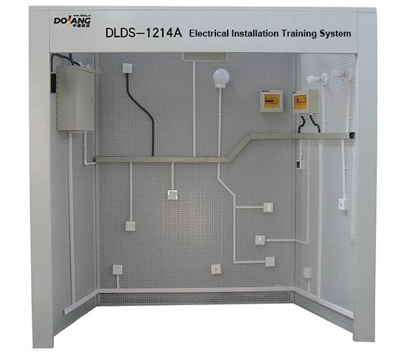 DLDS-1214B Système de formation d'installation électrique