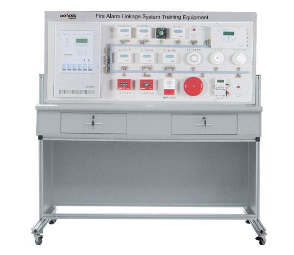 DLLY-XF1 Alarme incendie Linkage Équipement de formation Système