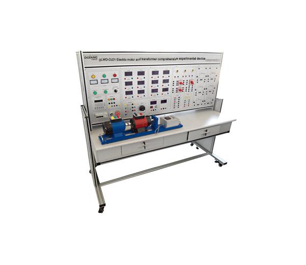 DLWD-DJ21 Moteur électrique et transformateur de dispositif expérimental complet