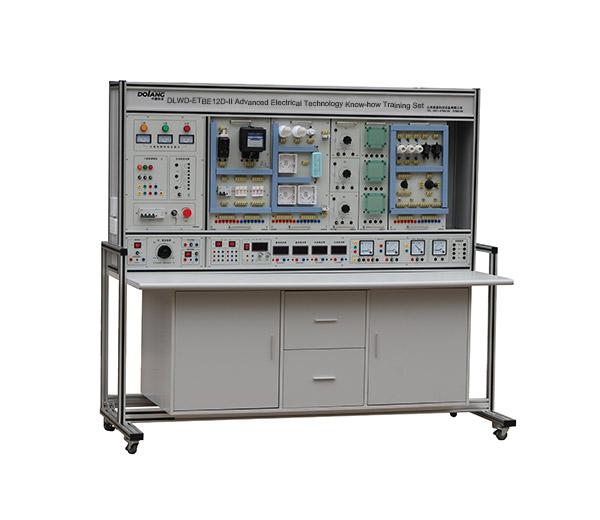 DLWD-ETBE12D-II Savoir-faire Avancé des Technologies électriques Set de Formation