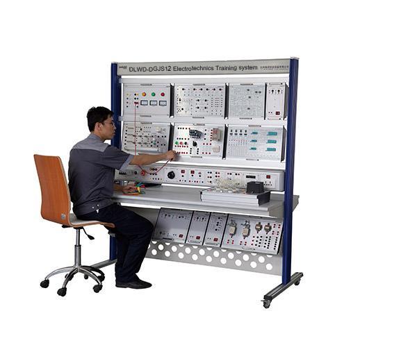 DLWD-DGJS12 Électrotechnique et le système de formation électronique