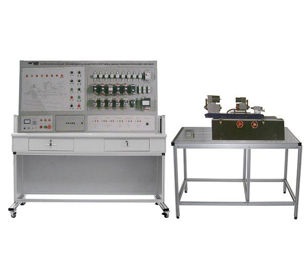 DLJCS-M1432A Intelligent Universel Rectifieuse cylindrique Compétences électrique Formation Évaluation périphérique (objet semi-réel)