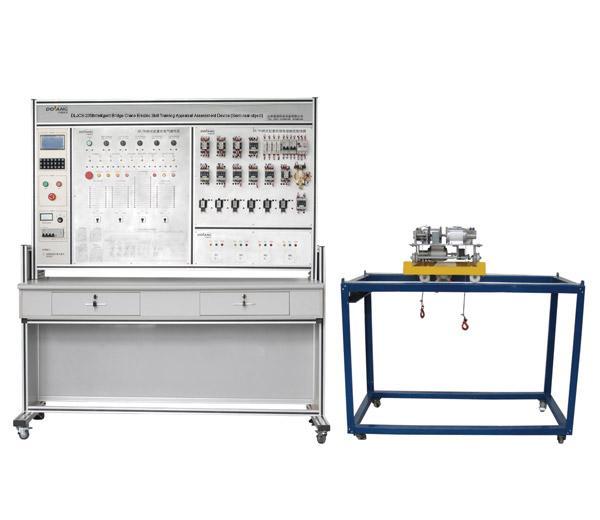 DLJCS-20/5T Intelligent Training Compétences Pont roulant électrique Évaluation périphérique (objet semi-réel)