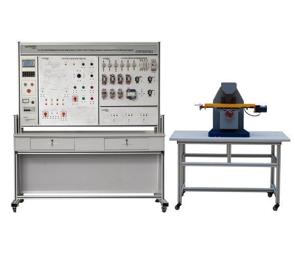 DLJCS-X62W Intelligent Milling Machine universelle Compétences électrique Formation  Évaluation périphérique (objet semi-réel)