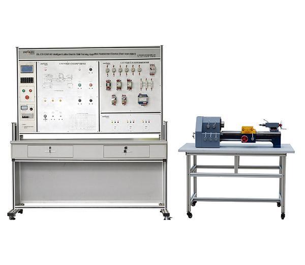 DLJCS-CA6140 Intelligent Lathe électrique Formation des compétences d'évaluation d'évaluation Dispositif (objet Semi-réel)