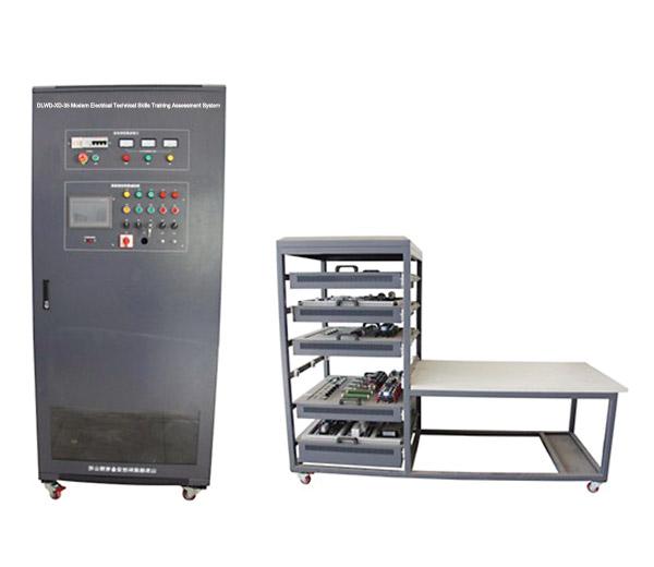 DLWD-XD35 Compétences Électriques et techniques de Système d'évaluation et de formation moderne