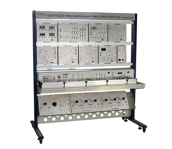 DLDZ-DLDZ01 Alimentation électrique et système de formation d'automatisation