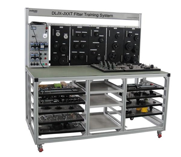 DLJX-JXXT Mécanique Système de formation complète