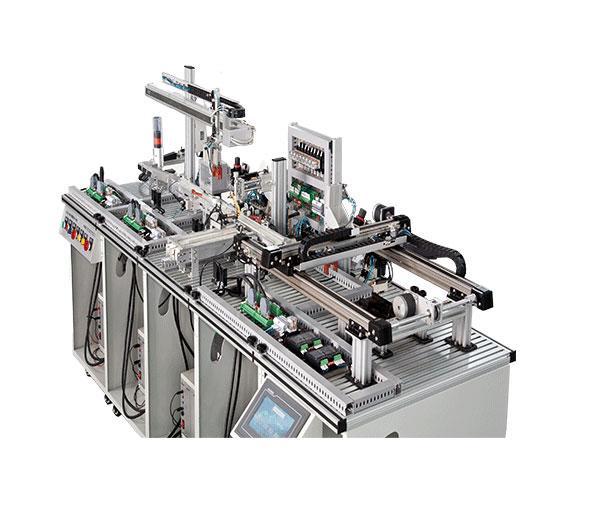 DLDS-500A   Système modulaire de production flexible