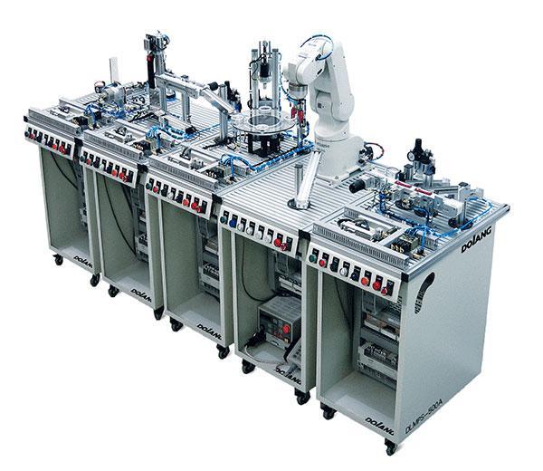 DLMPS-500A  Production de systéme avec module flexible