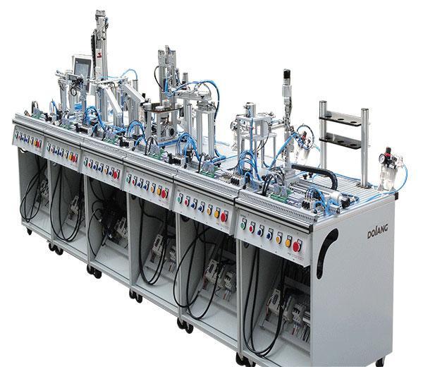 DLMPS-600B Système modulaire de production flexible