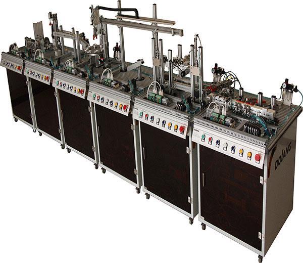 DLMPS-600D Système modulaire de production flexible