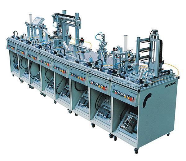 DLMPS-800A Système modulaire de production flexible