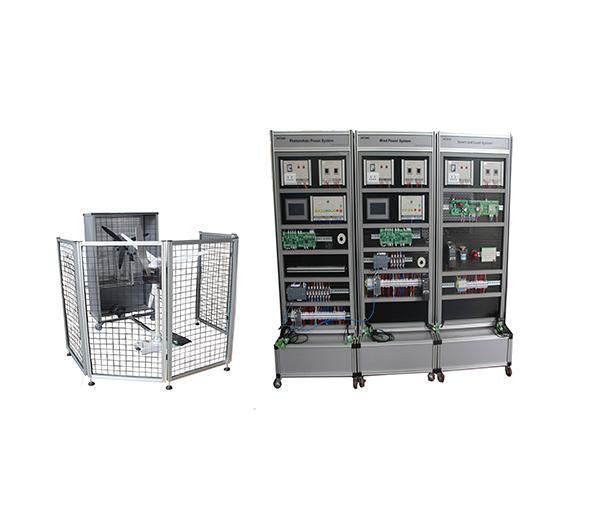 DLXNY-FL01   Wind Power Generator Training System