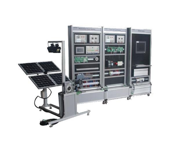 DLXNY-GF05    Photovoltaic Power Supply Generator Training System