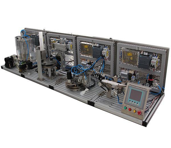 DLPCS-400 Production de remplissage du système de formation de ligne