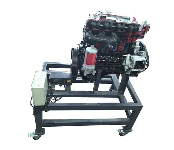 DLQC–FDJ033  Diesel Engine Anatomie  Demo Set