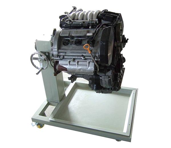 DLQC–FDJ036  VW moteur de série avec banc de désassemblage