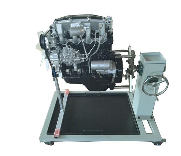 DLQC–FDJ037   Isuzu Diesel Engine Démonter FlipTraining Set