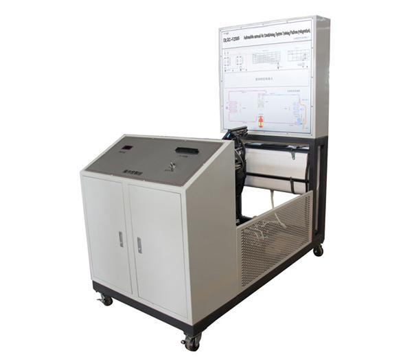 DLQC–FZ005 Manuel Automobile Conditionnement  Platform Entrainement Système aérien (réfrigération)