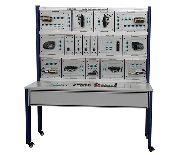 DLQC–FZ023 Sagitar électrique examiner workBanc de travail A